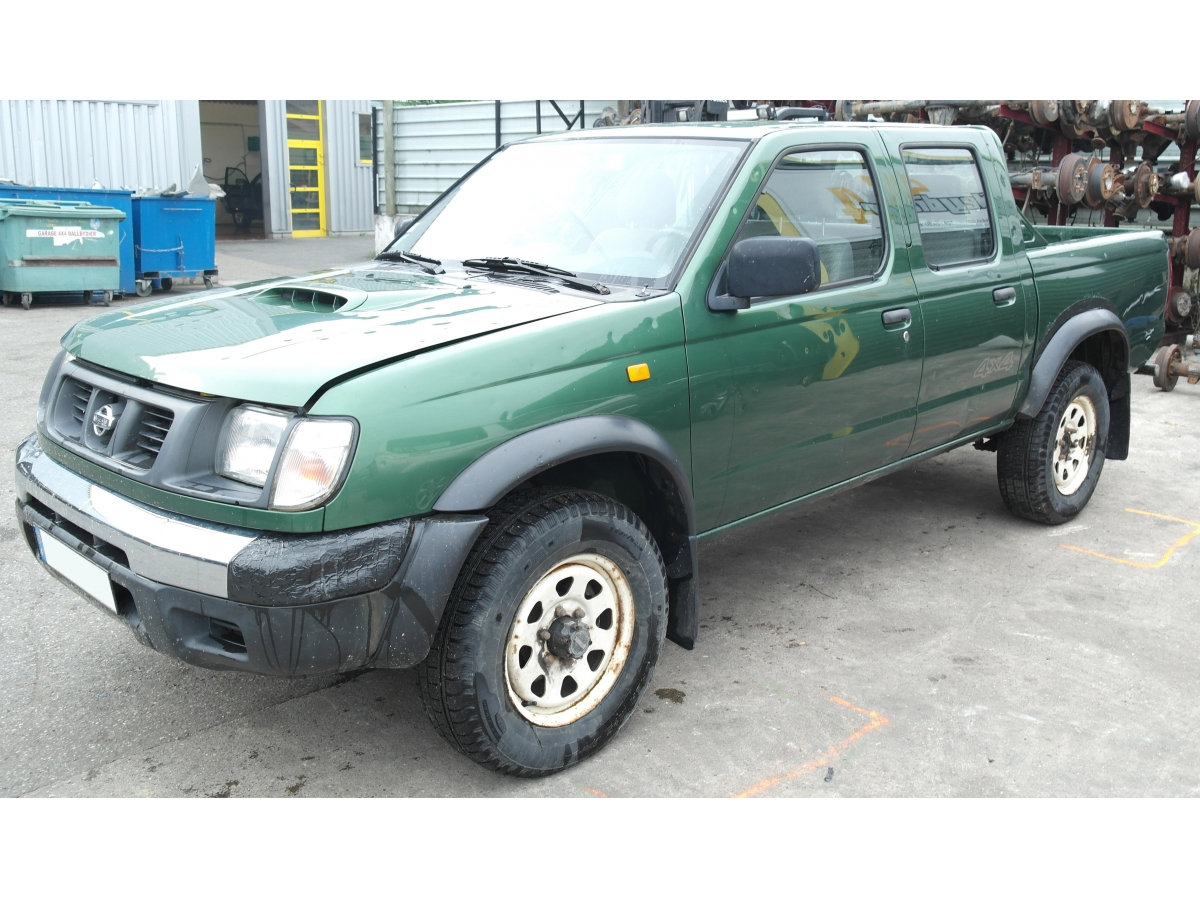 Pioneer Voiture front haut-parleurs pour Nissan Navara d22-1998-2000
