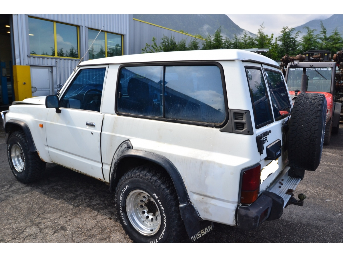 Gr 2 8 Td 1989 1997 Garage 4x4 Balleydier